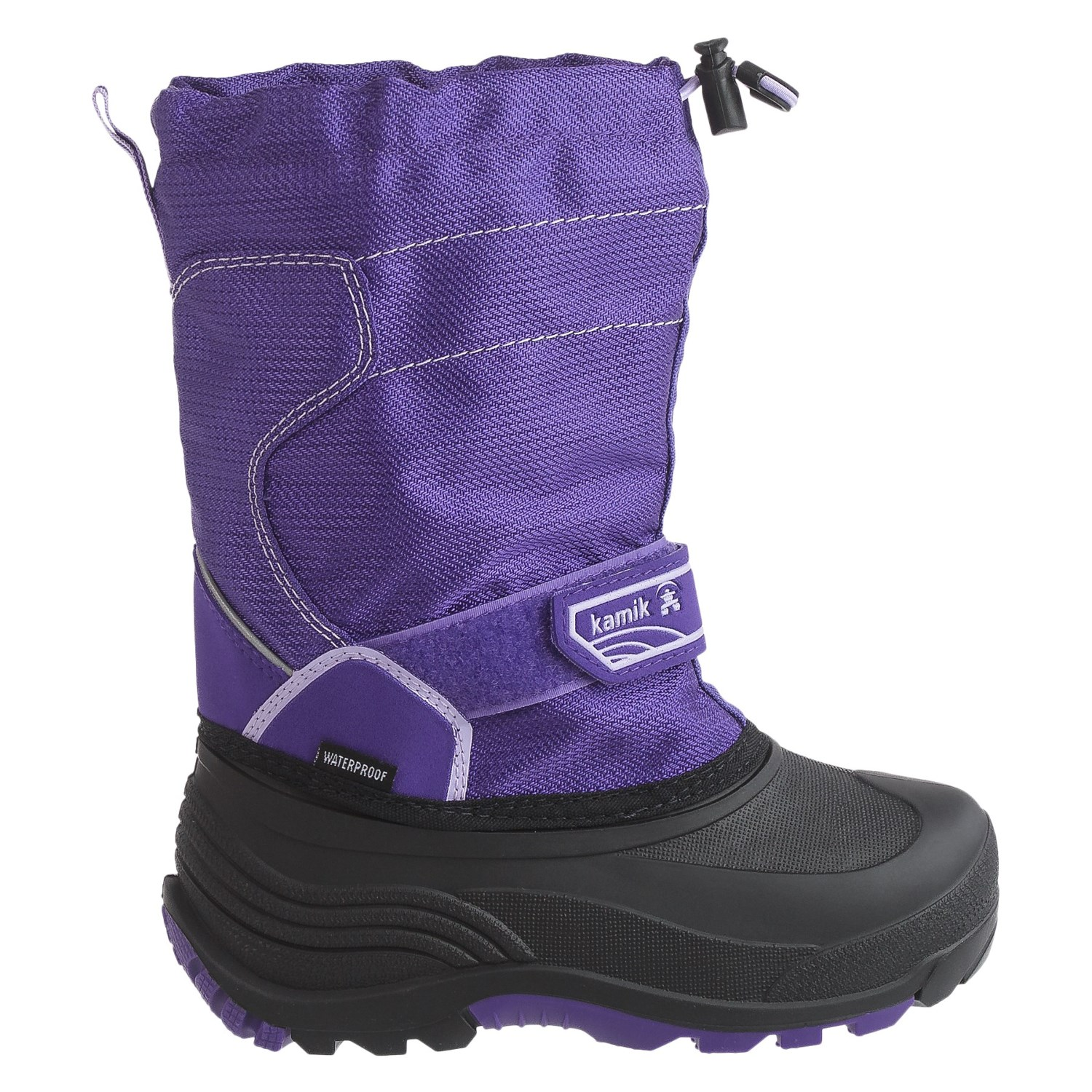 37714a4a6 Kamik Snowcoast Pac Boots (For Little and Big Kids) - Save 76%