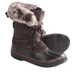 Kamik Snowfling 2 Winter Pac Boots - Insulated (For Women) in Sky Blue