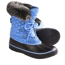 Kamik Snowfling 2 Winter Pac Boots - Insulated (For Women) in Sky Blue - Closeouts