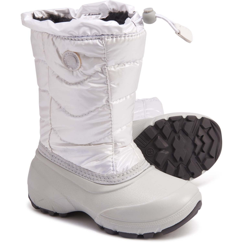 Kamik Snowtastic Snow Boot (For Girls