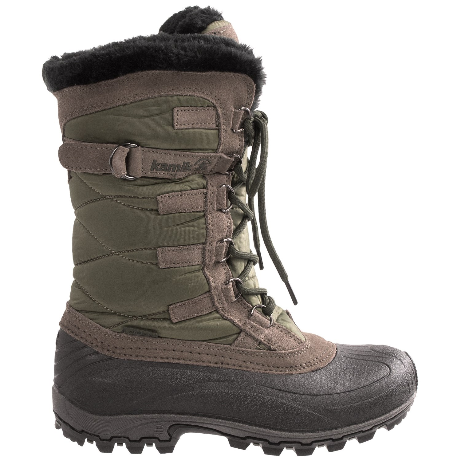 Kamik Snowvalley Winter Snow Boots (For Women) 8634N