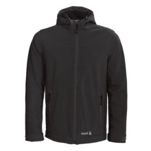 Kamik Soft Shell Jacket (For Men) in Black - Closeouts