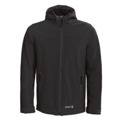 Kamik Soft Shell Jacket (For Men) in Black