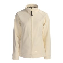 Kamik Soft Shell Jacket (For Women) in Ivory - Closeouts