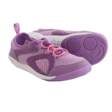 Kamik Speedy Sneakers (For Little Kids) in Purple - Closeouts