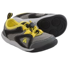 Kamik Speedy Sneakers (For Toddlers) in Yellow - Closeouts