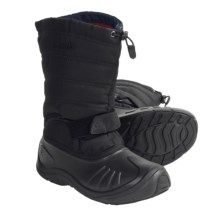 Kamik St. Moritz Winter Boots - Waterproof, Insulated, Removable Liner (For Women) in Black - Closeouts