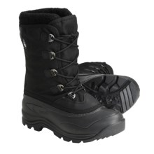 Kamik Stormboot Pac Boots - Waterproof, Insulated (For Women) in Black - Closeouts