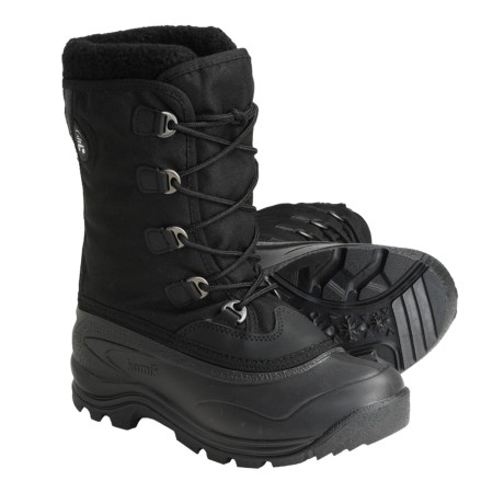 Kamik Stormboot Pac Boots - Waterproof, Insulated (For Women) in Black