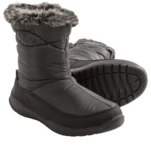 Kamik Strasbourg Snow Boots - Waterproof, Insulated (For Women) in Black - Closeouts