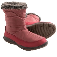 Kamik Strasbourg Snow Boots - Waterproof, Insulated (For Women) in Burgundy - Closeouts