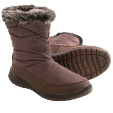 Kamik Strasbourg Snow Boots - Waterproof, Insulated (For Women) in Dark Brown - Closeouts