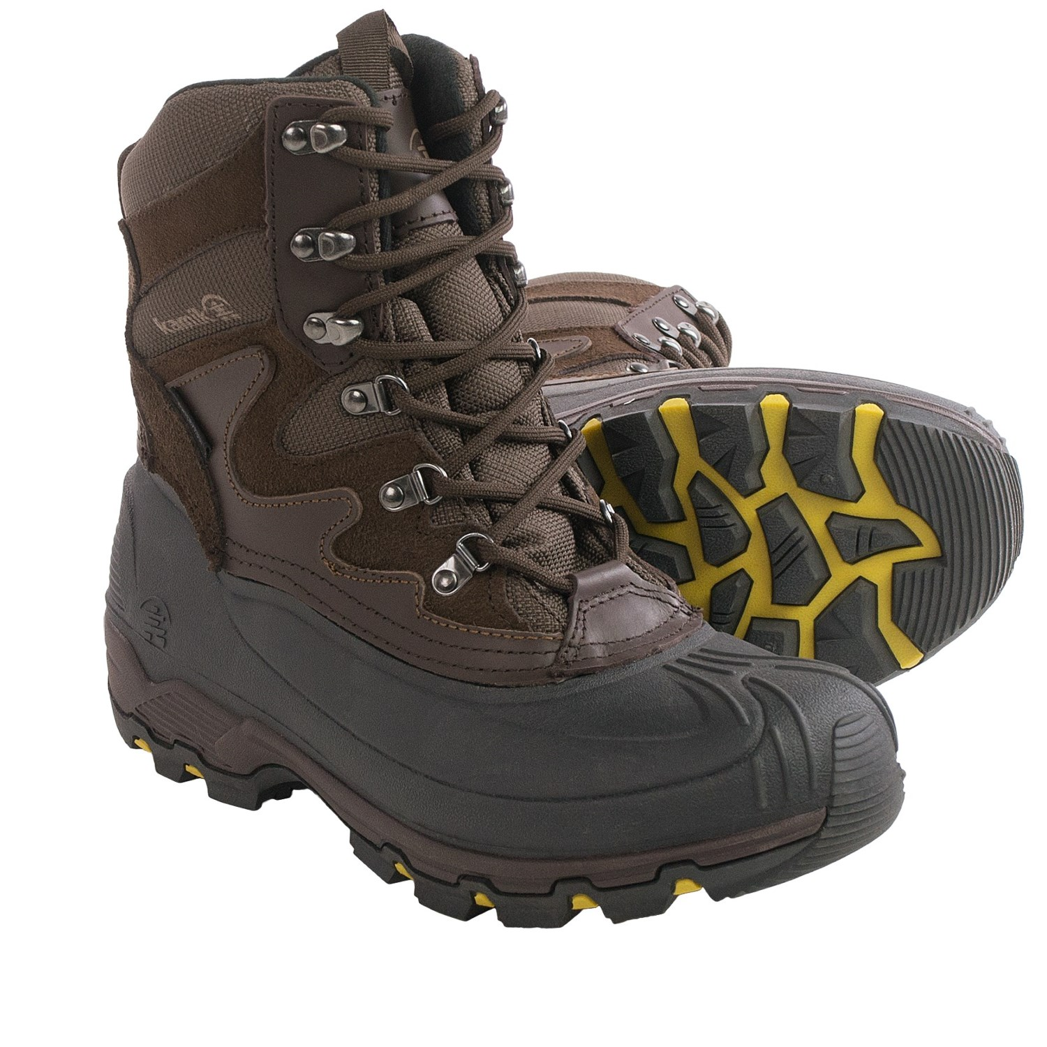 Kamik Thinsulate 174 Blackjack Snow Boots For Men Save 76