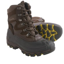 Kamik Thinsulate® Blackjack Snow Boots - Waterproof, Insulated (For Men) in Dark Brown 2 - Closeouts