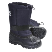 Kamik Tickle Winter Boots - Waterproof, Insulated (For Kid Boys and Girls) in Navy - Closeouts