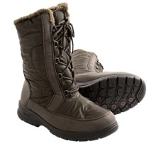 Kamik Vienna2 Snow Boots - Waterproof, Insulated (For Women) in Dark Brown - Closeouts