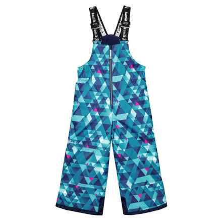 Kamik Winkie Freefall Snow Pants - Insulated (For Little and Big Kids) in Capri - Closeouts