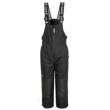 Kamik Winkie Pants - Insulated (For Little Kids) in Black - Closeouts