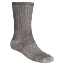 Kamik Wool Blend Socks - 3-Pack, Midweight, Crew (For Men) in Charcoal - Closeouts