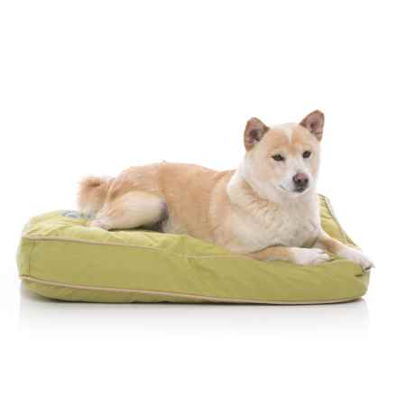 "K&H Pet Products K&H Pet Just Relaxin' Indoor-Outdoor Pet Bed - 18x26"" in Green - Closeouts"