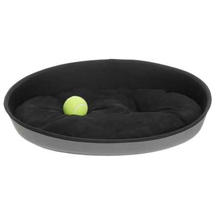 "K&H Pet Products K&H Pet Mod Sleeper Pet Bed - 23x16"" in Gray/Black - Closeouts"