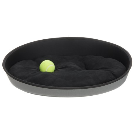 "K&H Pet Products K&H Pet Mod Sleeper Pet Bed - 23x16"" in Gray/Black"