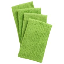 Kane Home Bar Mop Dish Towels - 4-Pack in Green - Closeouts