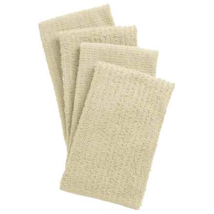 Kane Home Bar Mop Dish Towels - 4-Pack in Natural - Closeouts