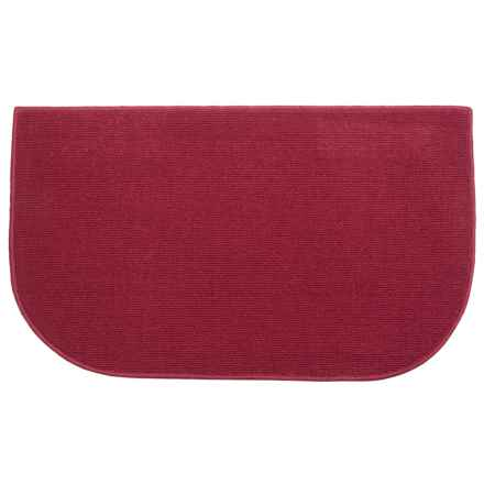 "Kane Home Kitchen Slice Rug - 18x30"" in Burgundy - Closeouts"