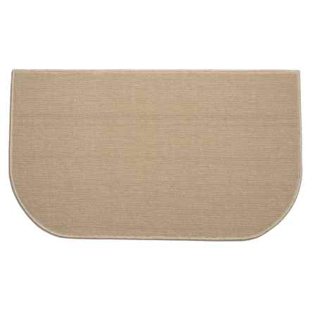 """Kane Home Kitchen Slice Rug - 18x30"""" in Taupe - Closeouts"""