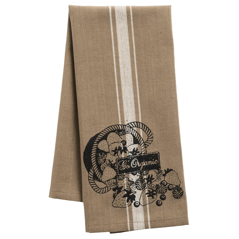 Kane Home Organic Cotton Kitchen Towel Save 38