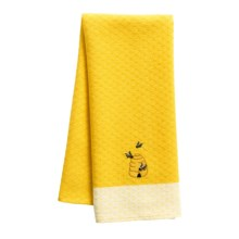 Kane Home Sweet Summertime Kitchen Towel in Buzzing Beehive - Closeouts