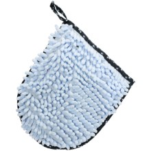 Kane Home Wash Mop Mitt - Microfiber in Blue - 2nds