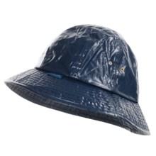Kangol Showerproof Sun Hat (For Men and Women) in Navy - Closeouts