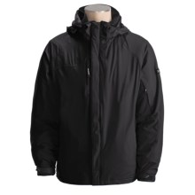 Karbon Aluminum Jacket- Waterproof, Insulated (For Men) in Black - Closeouts