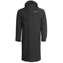 Karbon Boron Full-Length Ski Jacket - Insulated, Waterproof (For Men) in Black - Closeouts
