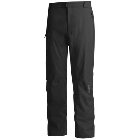 Karbon Dial Ski Pants - Waterproof, Insulated (For Men) in Black