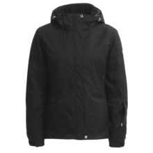 Karbon Emerald Jacket - Waterproof, Insulated (For Women) in Black - Closeouts