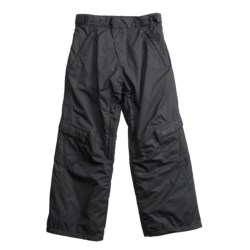 Karbon Palmer Snow Pants - Insulated (For Boys) in Black