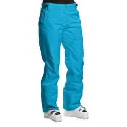 Karbon Pearl Snow Pants - Waterproof, Insulated (For Women) in Cayman Blue