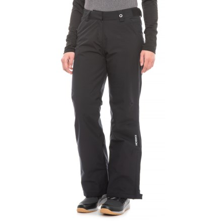 497b10acb Karbon Rainbow Ski Pants - Insulated (For Women) in Black - Closeouts