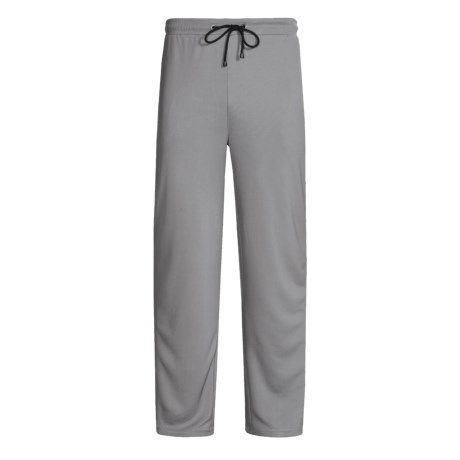Karbon Relay Fitness Pants (For Men) in Smoke