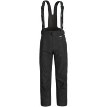 Karbon Zeus Ski Pants - Waterproof, Insulated (For Men) in Black Dot - Closeouts