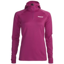 Karhu Arctic Pullover - Hooded (For Women) in Fuchsia - Closeouts