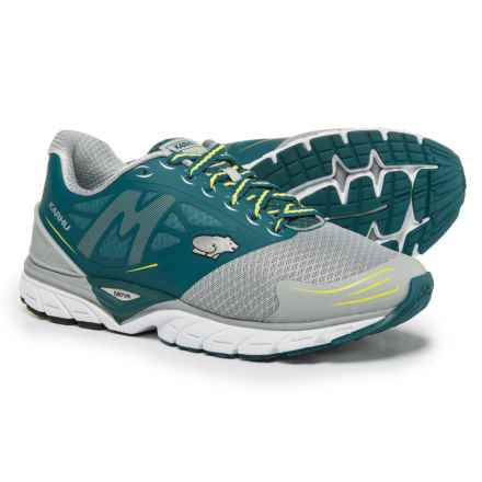Karhu Fast 6 MRE Running Shoes (For Men) in Emerald High Rise/Silver - Closeouts
