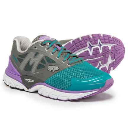 Karhu Fast 6 MRE Running Shoes (For Women) in Charcoal/Bellflower - Closeouts