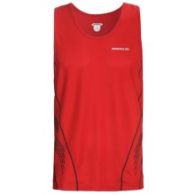 Karhu Fast Tank Top (For Men) in Red/Black - Closeouts