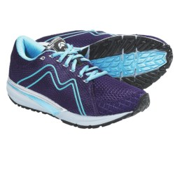 Karhu Fast3 Fulcrum Running Shoes (For Women) in Blackberry/Icicle