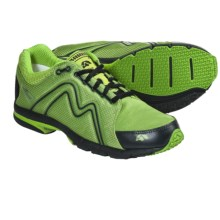 Karhu Flow 2 Fulcrum Ride Running Shoes - Waterproof (For Women) in Alp Green - Closeouts
