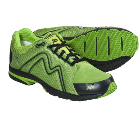 Karhu Flow 2 Fulcrum Ride Running Shoes - Waterproof (For Women) in Alp Green